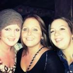 De laatste loodjes chemo moeten nog, maar het was wel weer eens tijd voor een feestje met Rianne & Wendy!