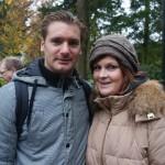 Met lieffie Maarten, Efteling 2012