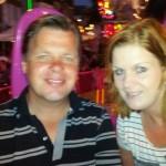 Met broer @ Tilburgse Kermis: verdriet vergokken en verdrinken