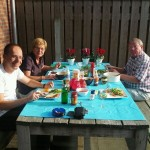 Familie..bbq-time